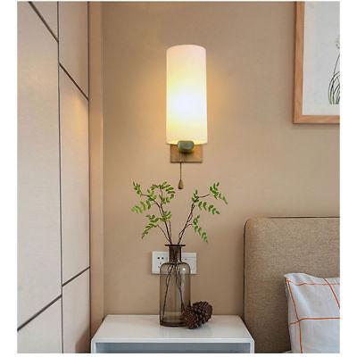 MUR APPLIQUE CHAMBRE coucher bois massif de lampe couloir/Bar ...
