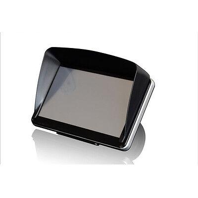 "Sun Shade Anti Glare Visor For 4.3"" 5"" 7"" Inch Gps Sat Nav Screen Shield Frame 4"