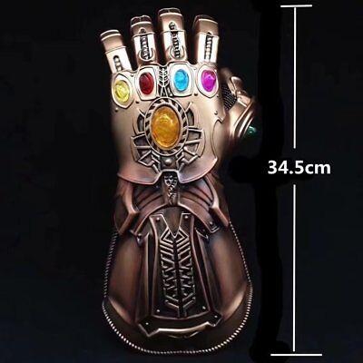 Thanos Infinity Gauntlet Marvel Legends Gloves Avengers 2018 Figure & LED LIGHT 4