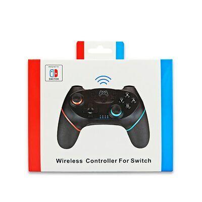 Wireless / Bluetooth Pro CONTROLLER / GAMEPAD + Ladekabel für Nintendo Switch 9