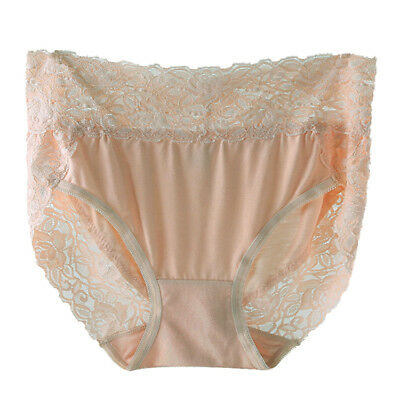 Women High-waisted Lace Floral Thong G-String Panties Briefs Sexy Underwear 1Pcs 10