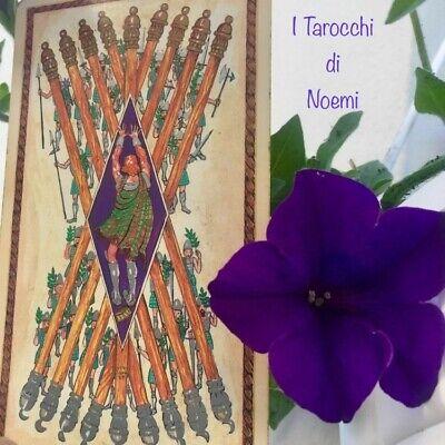 Consulto tarocchi cartomanzia lettura carte interpretazione divinazione amore 11