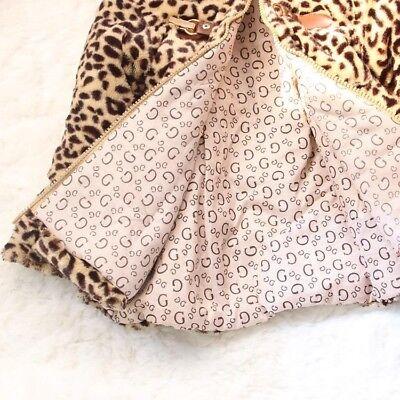 Toddler Kids Baby Girls Warm outerwear leopard print coat Newborn Winter Clothes 7