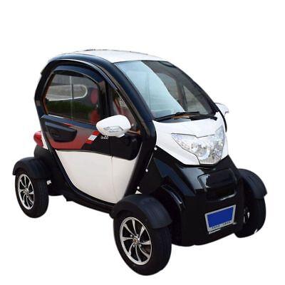 Eletrisch mopedauto electric auto Eco-Z 3kw  minicar e-scooter Anzeige city-auto 2