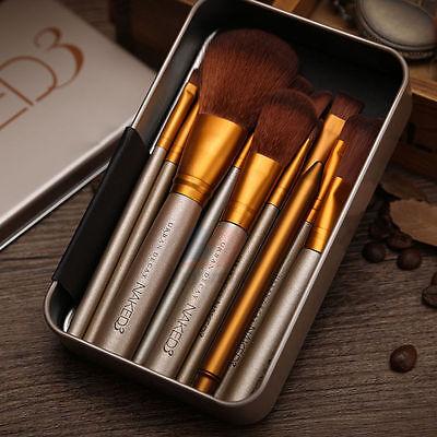 12pcs Makeup Cosmetic Brushes Set Powder Foundation Eyeshadow Lip Brush Tool 2