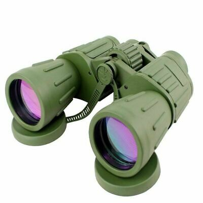 60x50 Day/Night Military Army Zoom Optics Hunting Camping Powerful Binoculars 4