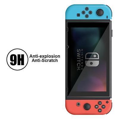 ☆ VITRE PROTECTION EN VERRE TREMPÉ 9H FILM PROTECTEUR Pour Nintendo Switch ☆ 9