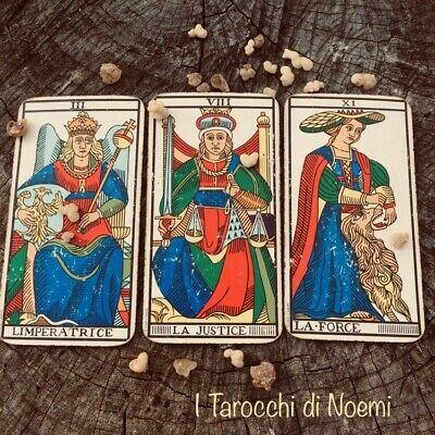 Consulto tarocchi cartomanzia lettura carte interpretazione divinazione amore 8