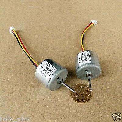 Nedic Micro DC Brushless Electric Motor DC 12V-24V 9300RPM Inner Rotor w//Driver