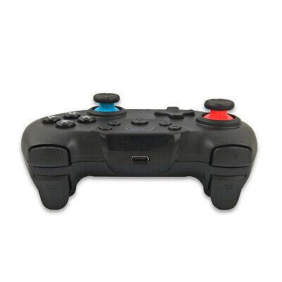 Wireless / Bluetooth Pro CONTROLLER / GAMEPAD + Ladekabel für Nintendo Switch 6