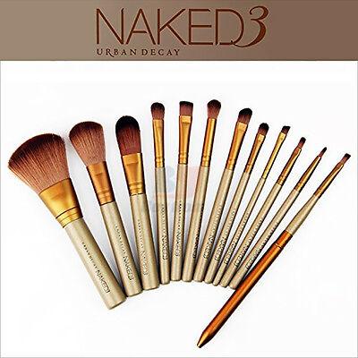 12pcs Makeup Cosmetic Brushes Set Powder Foundation Eyeshadow Lip Brush Tool 8