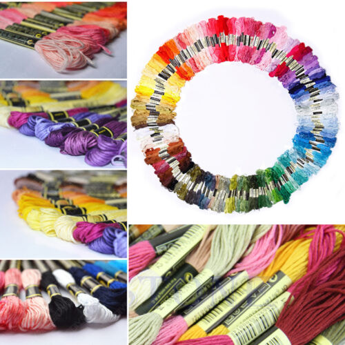 45pcs Anchor Cross Stitch Stranded Cotton Embroidery Thread Floss Whloesale L149