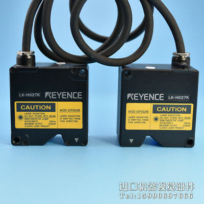KEYENCE LK-H027K LKH027K used and tested 5