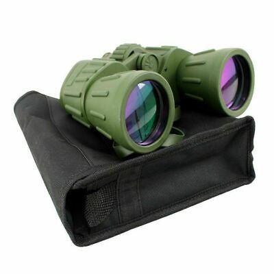 60x50 Day/Night Military Army Zoom Optics Hunting Camping Powerful Binoculars 7