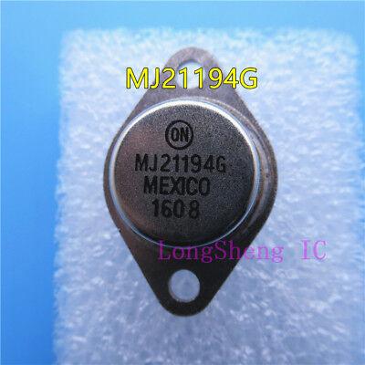 5pcs MJ21194 MJ21194G TO-3 Silicon Power Transistor