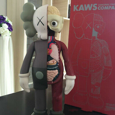 KAWS Dissected Companion Action Figures Kids Original Fake Toys 37cm 16inch 2