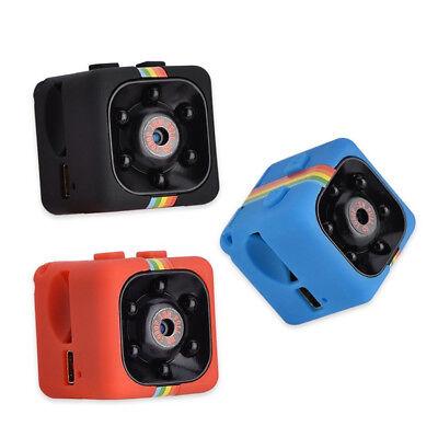 Telecamera Spia Microcamera Infrarossi Full Hd Nascosta Micro Notturna Mini Sq11 9