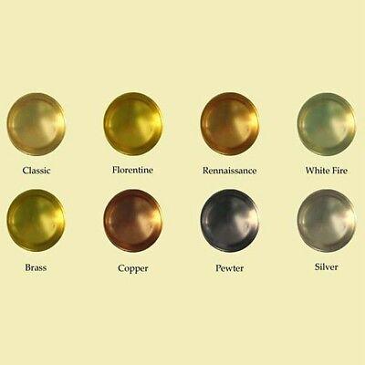 LIQUID LEAF CLASSIC GOLD color Metallic LEAFING PAINT gilding finish PLAID  6110