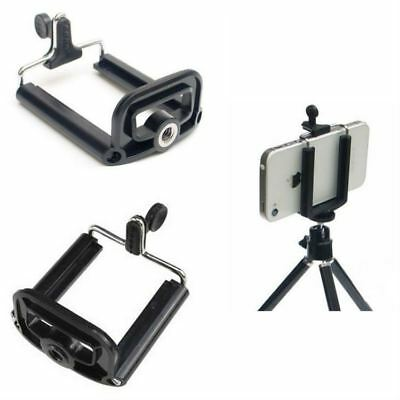 Universal Smartphone Tripod Mount Holder Adapter Mobile Phone Monopod Bracket 2