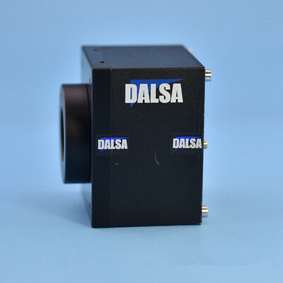 1pcs Used DALSA S3-10-01K40-00-R black and white CCD line array camera 1K 2