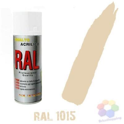 Bomboletta Spray Acrilico Colori Ral Vernice Graffiti Rapida Essiccazione 400 Ml 8
