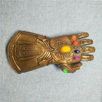 Thanos Infinity Gauntlet Glove Cosplay Avengers Endgame Infinity War Flash LED 5