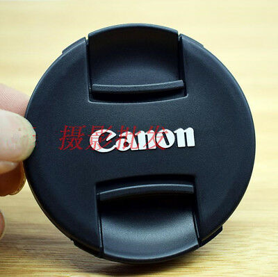 1 PCS New 77mm camera Front Lens Cap for CANON 3