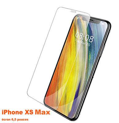 Vitre Verre Trempé Film Protection Protecteur écran iPhone XS XS Max XR X 8/ 7/+ 3