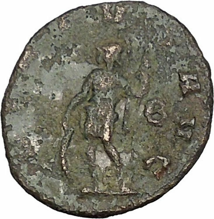 CLAUDIUS II Gothicus as Valour of Rome 268AD  Ancient Roman Coin  i50736 2