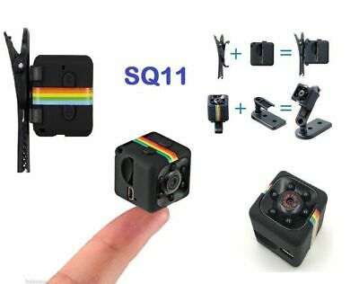 Telecamera Sq11 Sport Full Hd 1080P 2Mp Mini Dv Spy Cam Ir Spia Camera Spiare 4