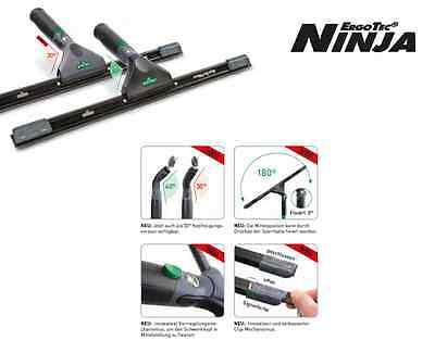 Unger EN350 ErgoTec Ninja 40° Wischer 35 cm Fensterwischer Fensterabzieher 2