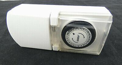 Mechanische Zeitschaltuhr GEV LZF5716 | 24h | IP44 | 230Volt | Feuchtraum | IP44 3