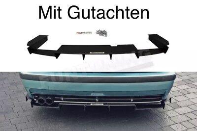 BMW E36 Heckdiffusor M3 Diffusor Heckschürze M Technik DTM GT Heckansatz Class 7