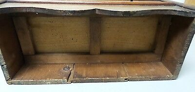 WONDEFUL ANTIQUE SALESMAN'S SAMPLE or CHILD'S MINIATURE 5- DRAWER CHEST 11