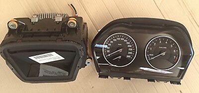 BMW F45 F46 2er I-Kombi 6847114 Cluster Benzin+SA610 HUD 8796340 Head-Up-Display 2