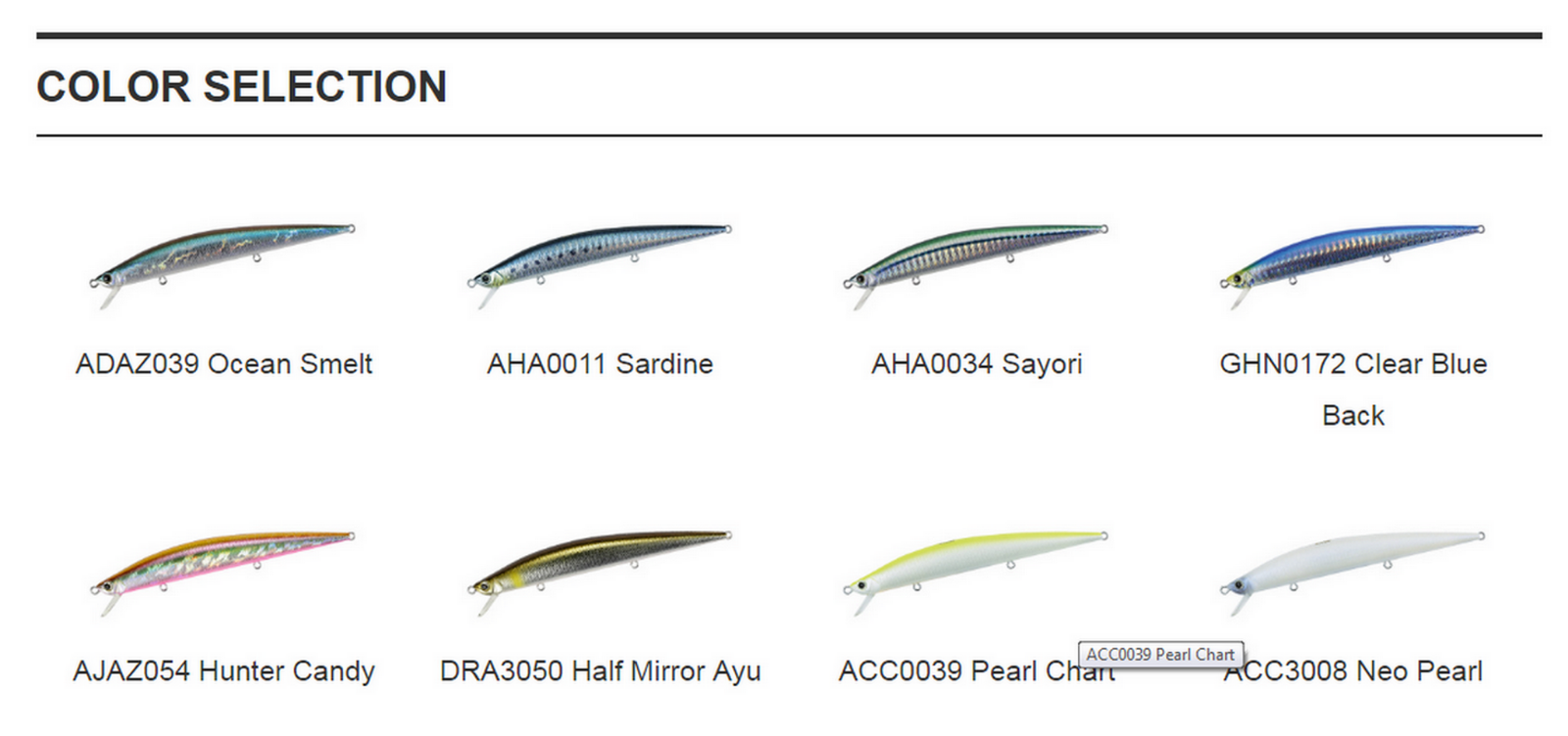 Select Color DUO Tide Minnow Slim 175 Flyer Saltwater Sinking Lure s