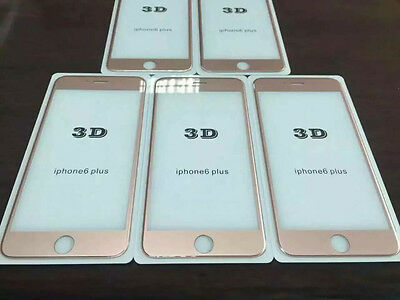 iPhone 8/7/6S/6/PLUS XR X XS MAX VITRE VERRE TREMPE 3D Film Protection Intégral 10