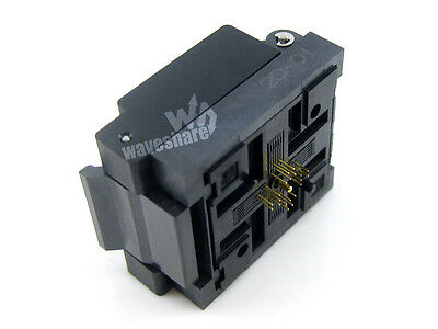 QFN20 MLF20 MLP20 QFN IC Programming Adapter Enplas QFN-20BT-0.5-01 0.5Pitch