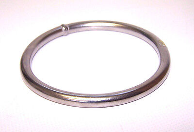 """191415 Sea-Dog Line Stainless Steel Round Ring 1-1//2/"""" ID 132-2059"""