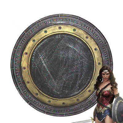 Superhero Wonder Woman Diana Cosplay Shield Sword Set Halloween Cosplay Weapon