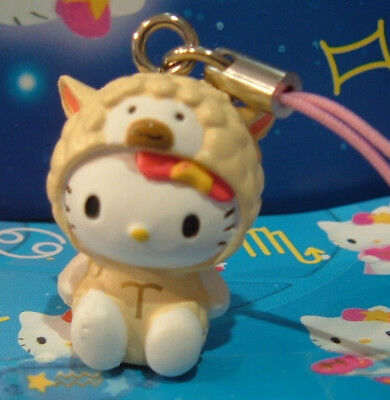 Strap Verseau Hello Kitty Mini Swing Zodiac Action Figures