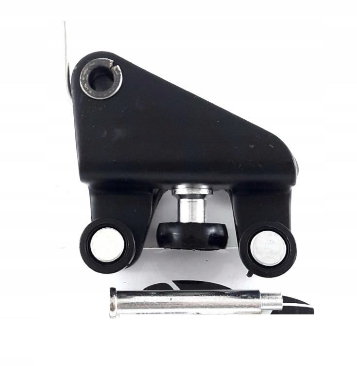 TRAFIC VIVARO 01- Roulette charniere guide porte latérale coulissante droite 6