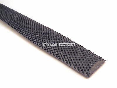 """Narex (Czech Republic) 300 mm 12"""" Half Round Coarse Cut Woodworking Rasp 872524"""