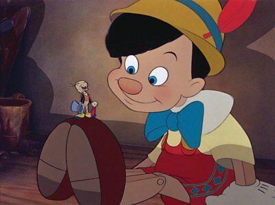 Pinocchio - Platinum Edition (Walt Disney) - DVD-NEU 2