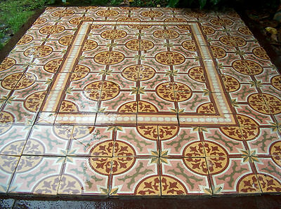 TILES ANTIc french 6