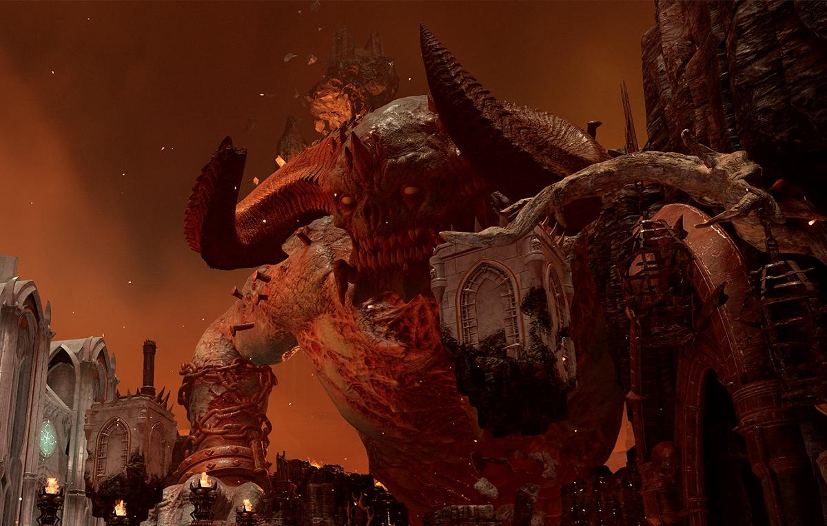 Doom Eternal Ps4 Eu Nuovo Sigillato Playstation 4 Ita Doom Guy Disponibile 6