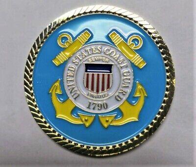US COAST GUARD SECTOR SAN JUAN Old Garita Medal PUERTO RICO USCG Challenge Coin