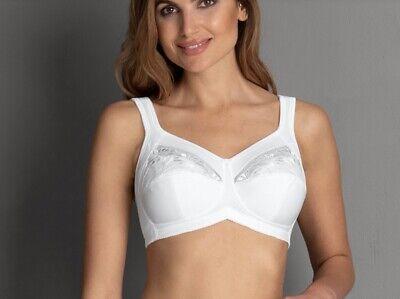 Pretty 38C Anita Safina Wireless Post Operative Bra #5349 Mastectomi Beige//Nude