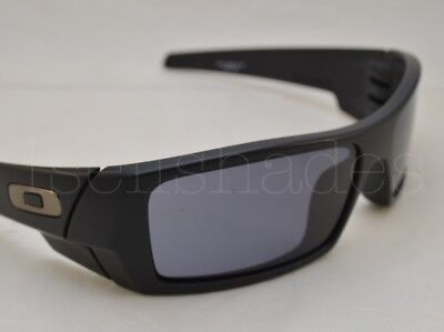 efdfaa600a00 OAKLEY GASCAN (OO9014-03-473 61) Matte Black with Gray Lens - $80.00 ...