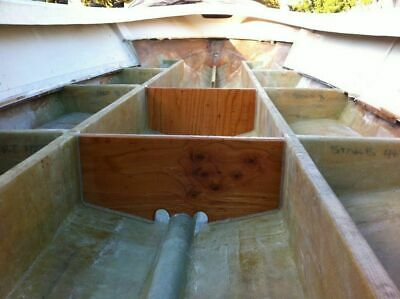 Epoxy Marine Grade 4 Lay Up Wood Sealer Boat Building Deck Repair Waterproofing 2